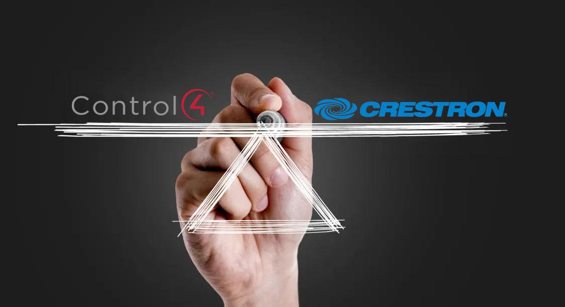Control4 vs Crestron