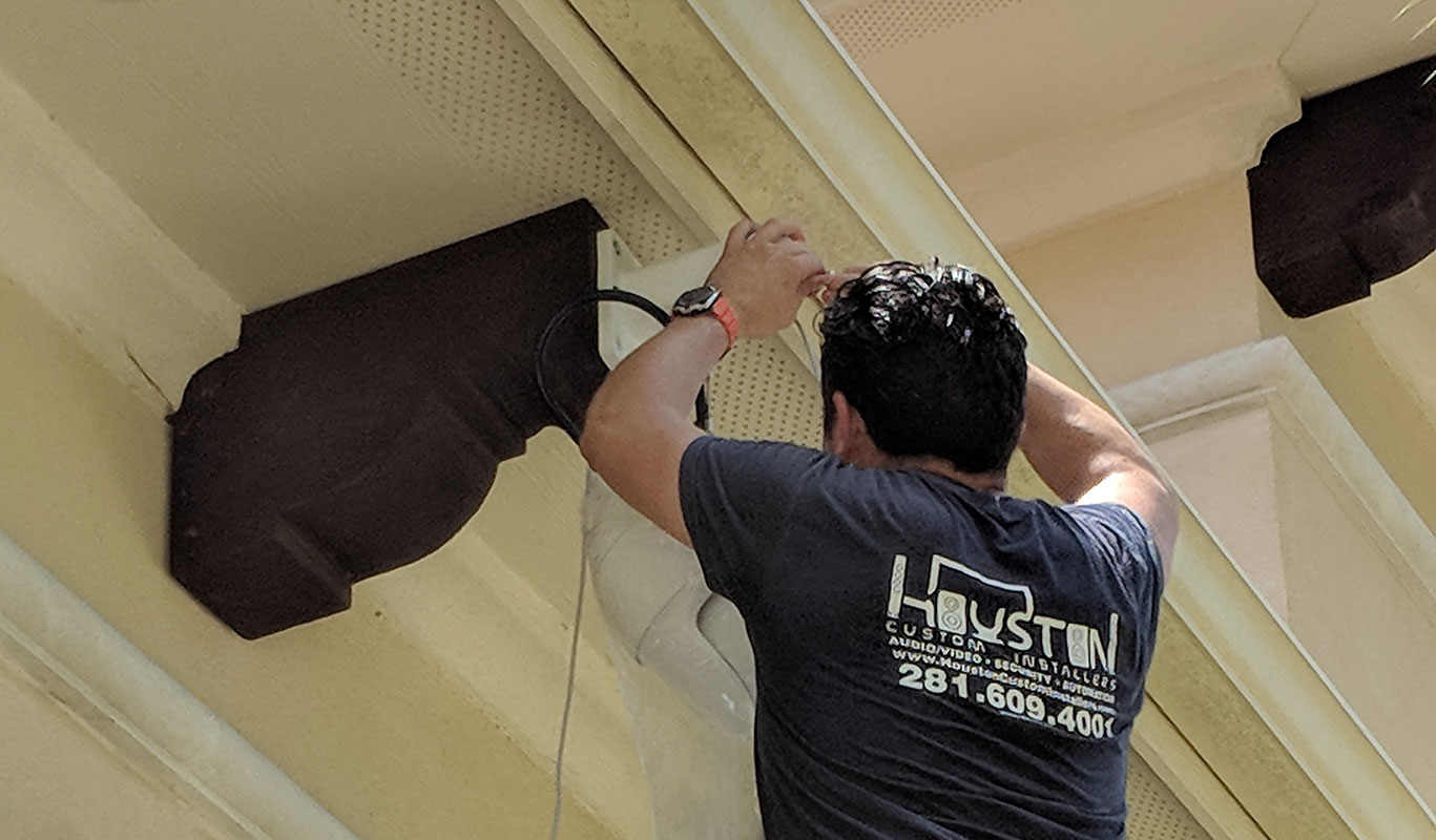 System Repair and Maintenance Services | Houston Custom Installers